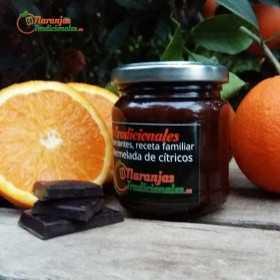 Mermelada de Naranja con Chocolate
