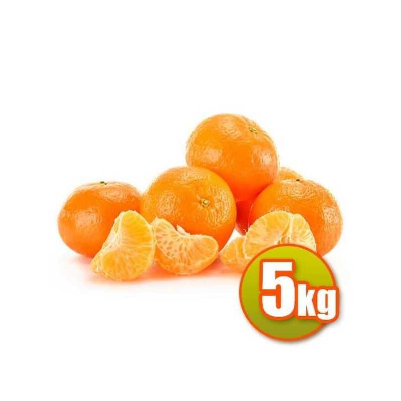 5Kg de Mandarines Clemenules