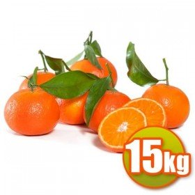 15kg de Mandarines Clemenvilles