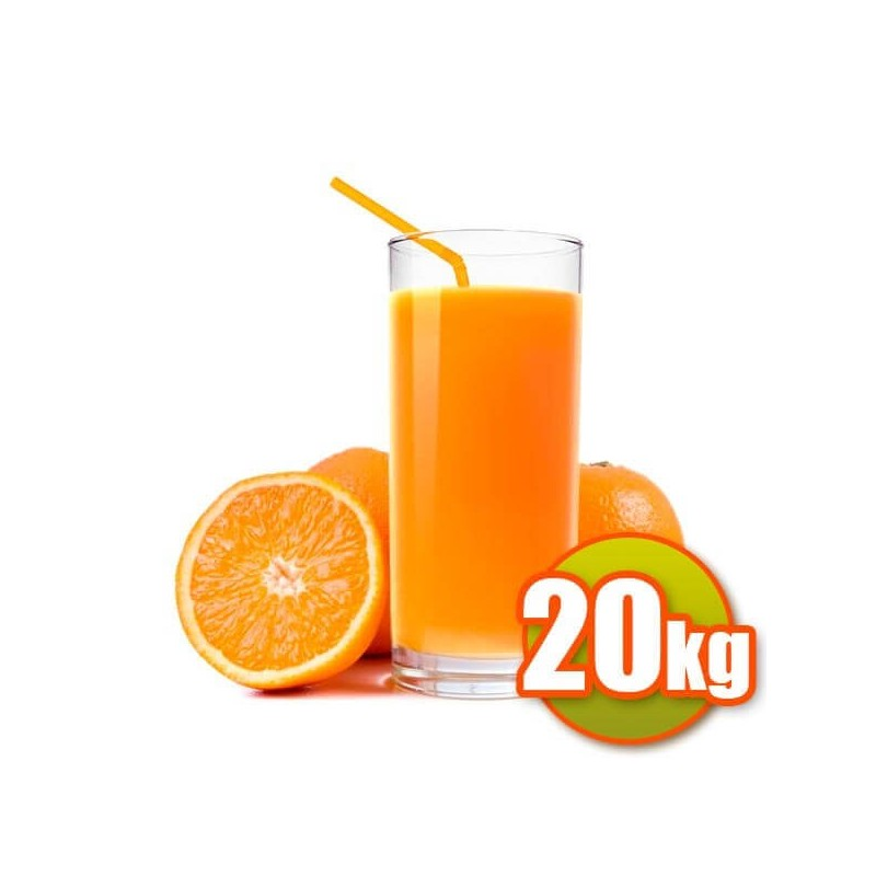 20 kg of oranges for juice Navelina
