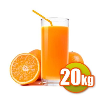 20 kg Orangen für Saft Navelina