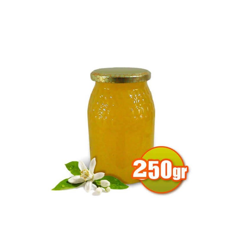 Orangenblütenhonig 250 gr