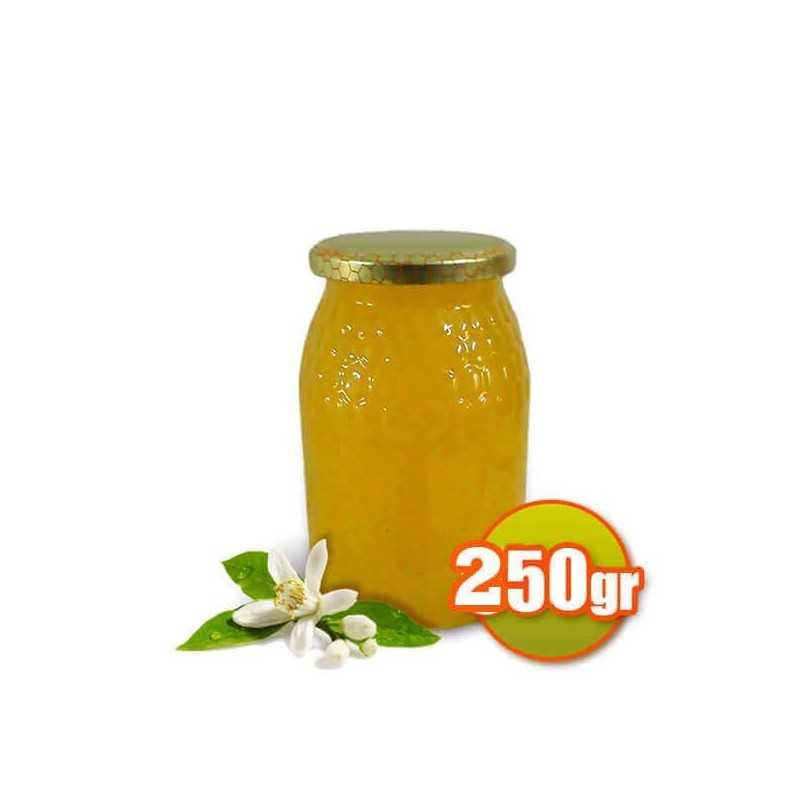 Le miel de fleur d'oranger 250 gr