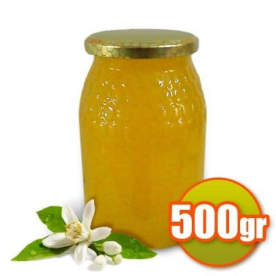 Orange blossom honey 500 gr