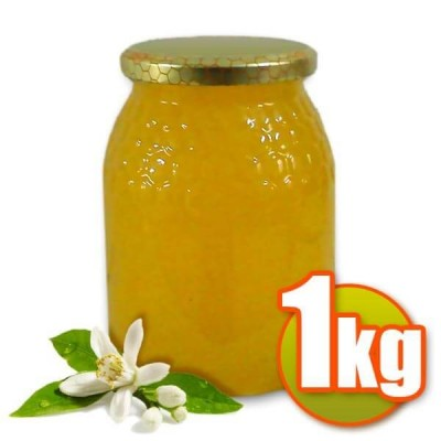 Orange blossom honey 1 kg
