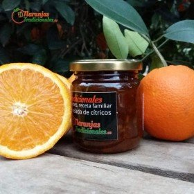 Mermelada de Naranja 275gr