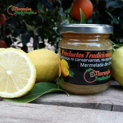 Mermelada de Limon