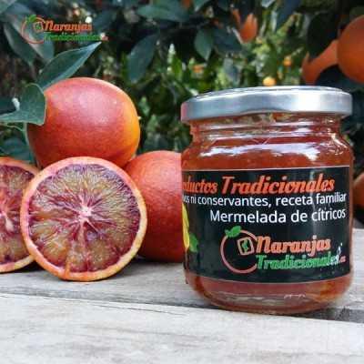 Marmelade d'orange