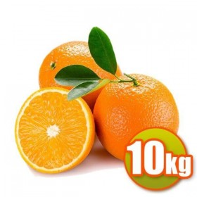 10 kg of oranges Navelina Table