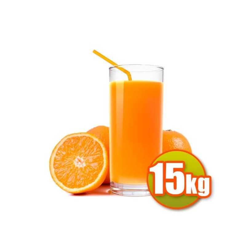 15 kg de jus d'oranges Lane-Late