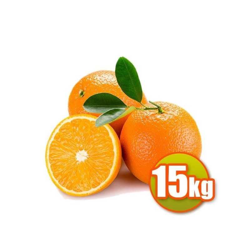 15 kg d'oranges pour le dessert Lane-Late