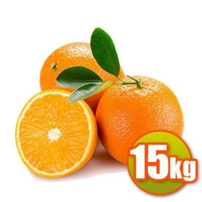 15 kg de Taronges per postres Navel Powell