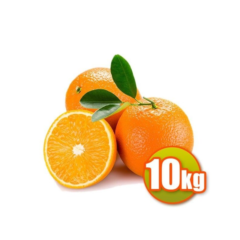 10 kg of oranges for dessert Navel Powell