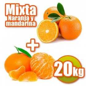 Zumo y mandarina 20kg