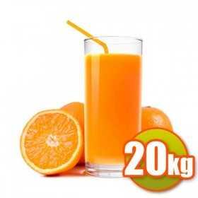 20Kg Orangen für Saft Valencia-Late