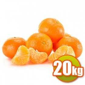 Tangerines 20kg Clemenules