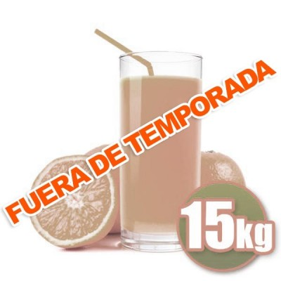 16 kg de jus d'oranges Navel Powell