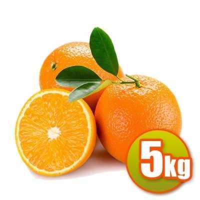 5 kg de d'oranges grosses