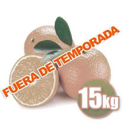 15Kg of oranges for dessert Barberina