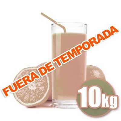 10 kg of Powell Navel Oranges Juice