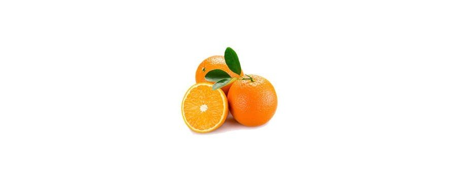 Orangen für Gerichte / Nachtische