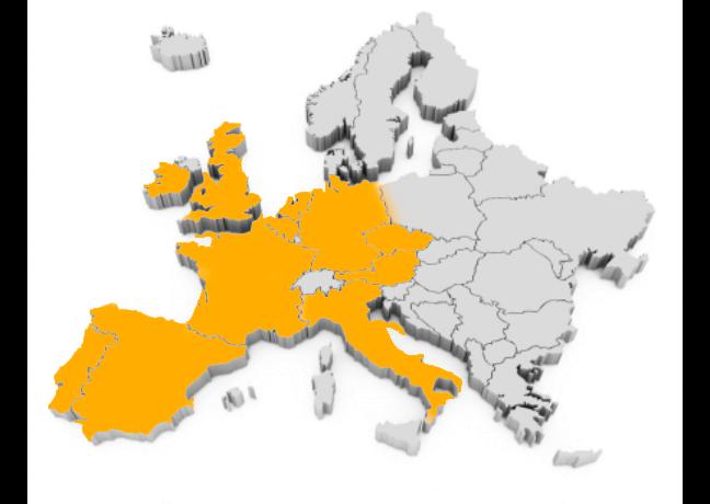 envios europa